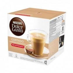 Kapsuly Dolce Gusto - Espresso Macchiato Decaffeinato - 16 ks - Nescafé
