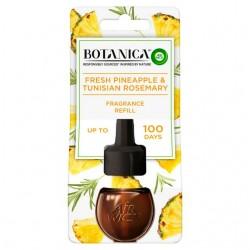 Tekutá náplň do elektrického osviežovača vzduchu - Botanica - Svieži ananás a tuniský rozmarín - 19 ml - Air Wick