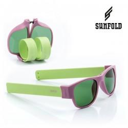 Skladacie slnečné okuliare PA6 - Sunfold