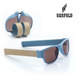 Skladacie slnečné okuliare AC5 - Sunfold