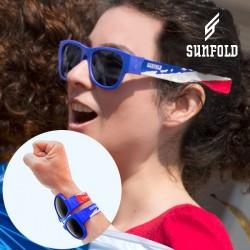 Skladacie slnečné okuliare - Mondial - Francúzsko - Sunfold