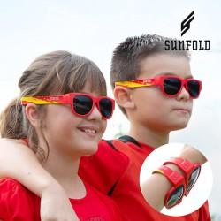 Skladacie slnečné okuliare pre deti - Mondial - Španielsko - Sunfold