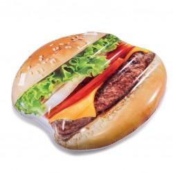 Nafukovacie ležadlo - hamburger - Intex