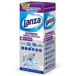 Tekutý čistič práčky - Express - 250 ml - Lanza