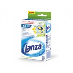 Tekutý čistič práčky - citrón - 250 ml - Lanza