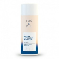 Posilňujúci pánsky šampón - 200 ml - YOU & OIL