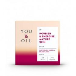 Mydlo na zrelú pokožku - Energia - YOU & OIL