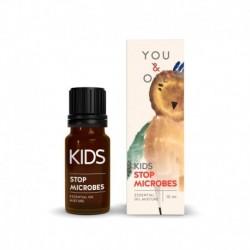 Zmes éterických olejov proti mikróbom - pre deti - BIO - 10 ml - YOU & OIL
