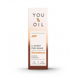 Vôňa do bytu - Radosť - 5 ml - YOU & OIL