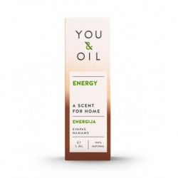 Vôňa do bytu - Energia - 5 ml - YOU & OIL
