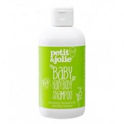 Šampón na vlasy a telo pre bábätká - 200 ml - Petit & Jolie