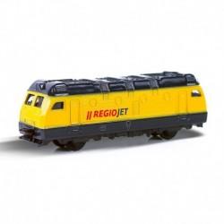 Lokomotíva RegioJet - kovová - 9 cm - Rappa