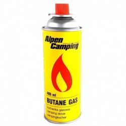 Plynová fľaša Butane GAS - 400 ml - Alpen Camping