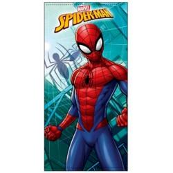 Osuška - Spiderman - modrá - ER4276 - MCM
