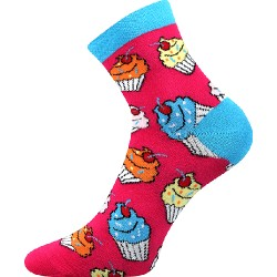Unisex ponožky - Zmrzliny - Boma