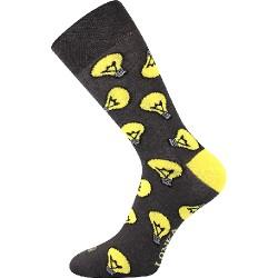 Unisex ponožky - Žiarovky - Voxx