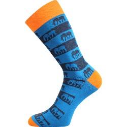 Unisex ponožky - Slony - Voxx