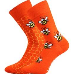 Dámske ponožky - Včely - Lonka