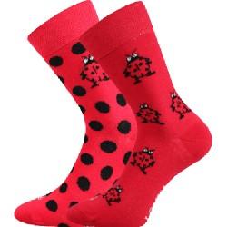 Dámske ponožky - Lienky - Lonka