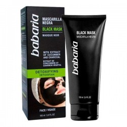 Detoxikačná čierna maska - 100 ml - Babaria