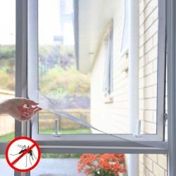 Okenná sieť proti komárom - nalepovacia - biela - InnovaGoods