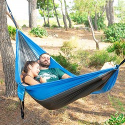 Záhradná hojdacia sieť pre dvoch - Swing & Rest - InnovaGoods