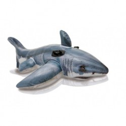 Nafukovacie sedadlo pre deti - žralok - Intex