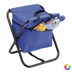 Skladacia stolička s chladiacim úložným priestorom 143571