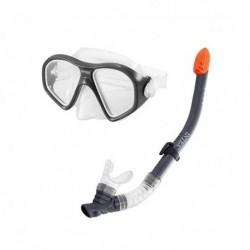 Okuliare so šnorchlom na potápanie - Intex