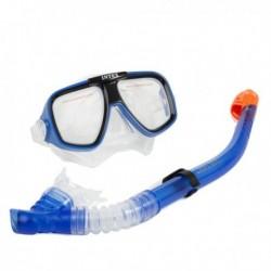 Okuliare so šnorchlom na potápanie pre deti - Intex