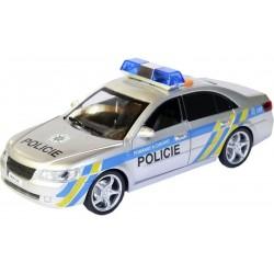 Policajné auto - so zvukom - 24 cm