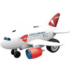 Lietadlo ČSA - so zvukom - 30 cm