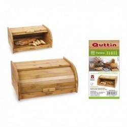 Bambusový chlebník - Quttin