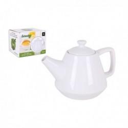 Čajová kanvica - porcelánová - 1,24 l