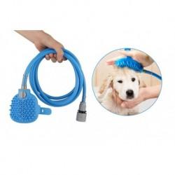 Ručná masážna sprcha pre zvieracich miláčikov