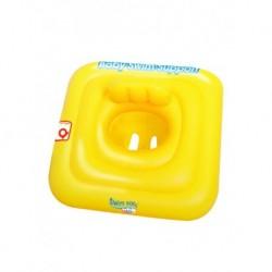 Nafukovací kruh pre najmenších - žltý - Bestway