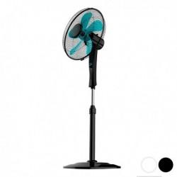Stojanový ventilátor ForceSilence 520 - 50 W - čierny - Cecotec