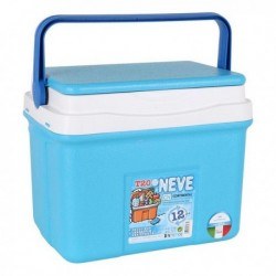 Prenosný chladiaci box - 20 l - modrý