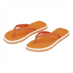 Pánske žabky 149860 - oranžové