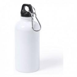 Hliníková fľaša 145341 - 400 ml - biela