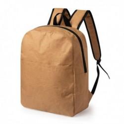 Batoh z recyklovaných materiálov 146371 - hnedý
