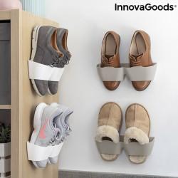 Závesné držiaky na topánky Shöelf - 4 ks - InnovaGoods