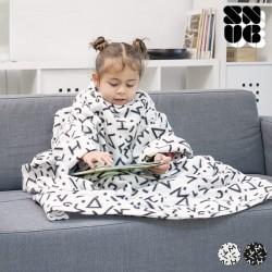 Detská deka s rukávmi Symbols One Kids - Snug Snug