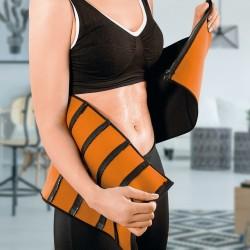 Športový pás so sauna efektem na cvičenie a chudnutie - InnovaGoods