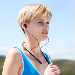 Magnetické bezdrôtové športové slúchadlá - InnovaGoods