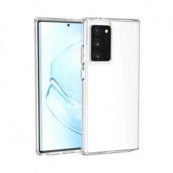 Extrémne odolný nárazuvzdorný kryt na Samsung Galaxy Note 20 - Terminator style - transparentný