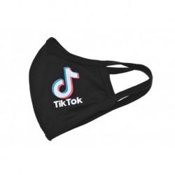 Textilné rúško - TikTok - 1 ks
