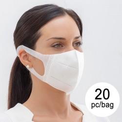 Hygienické rúška Intelmask SH20 Soft Harness - 20 ks