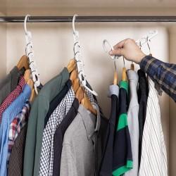 Vešiak na ramienka na 40 odevov - InnovaGoods