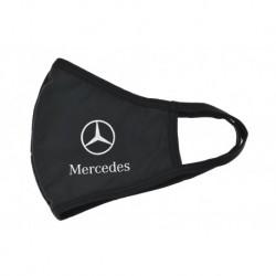 Textilné rúško na viac použití - Mercedes 2